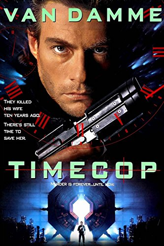 Posters USA - Van Damme Time Cop Movie Poster GLOSSY FINISH - FIL189 (24' x 36' (61cm x 91.5cm))