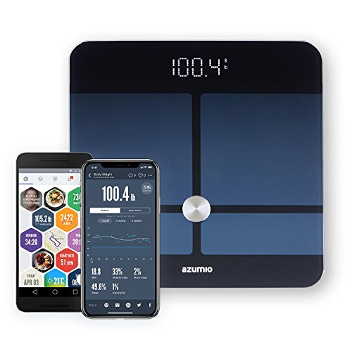 Bluetooth Digital Smart Scale for Body Weight