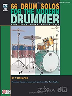 66 Drum Solos for the Modern Drummer