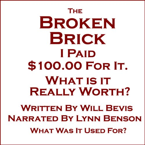 Couverture de The Broken Brick