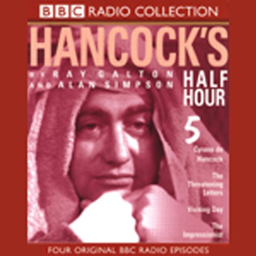 Hancock's Half Hour 5 audiobook cover art