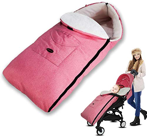 auvstar Saco de Dormir Térmico Universal para Bebé,Saco pa