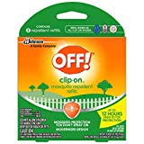 OFF! Clip-On Mosquito Repellent Refill, 2 ct, 0.0032 oz