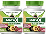 Maca Capsules Original Pill Shape Buttocks Bigger Butt Booty Shaper Super MACA Get a Bigger Booty and Free Maca Extreme 60 Capsules Total 120 Capsules