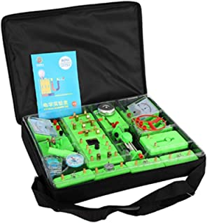 Physics Electrical Magnetism Circuit Basic Kit Elementary Electronics Experiment School Students Electromagnetism