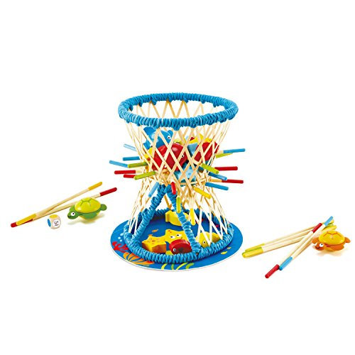 Hape Pallina Ocean Rescue Family Game Stem Toys, Multi