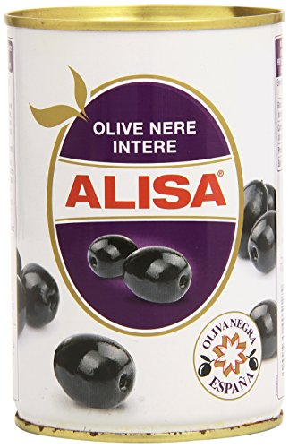 Alisa Olive Nere Intere, 425g