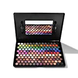 HJSMZ Colourful Eyeshadow Palette Shadow Pallet Makeup Professional Pigmented Artist Gift Box Summer Tones Colourful Eyeshadow Palette Shimmer Matte Eyeshadow 149 Colors