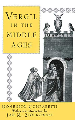 Vergil in the Middle Ages (Princeton Paperbacks) (English Edition)