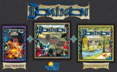 Rio Grande Games Dominion: Big Box