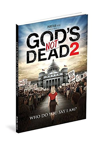 God's Not Dead 2 Gift Book: Who Do You Say I Am?
