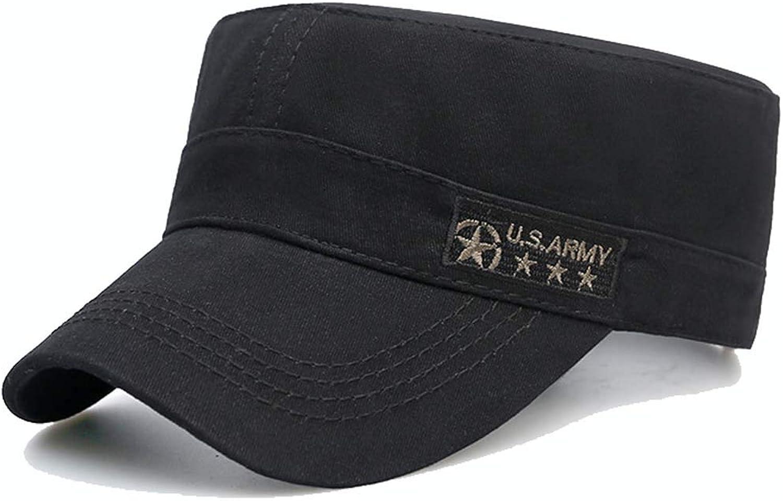 Men's and women's flat cap men's outdoor sunscreen Korean version of the new hat hats couple