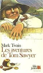 Les aventures de tom sawyer de Mark Twain