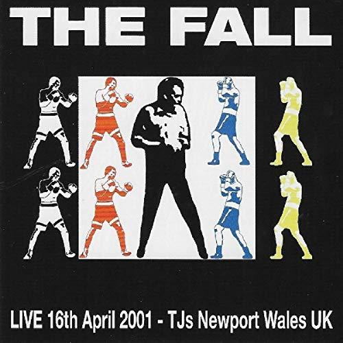 Live At Tj's Newport Wales