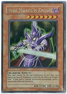 Yu-Gi-Oh! - Dark Magician Knight - Parallel (ROD-EN001) - Reshef of Destruction GBA Promo - Promo Edition - Super Parallel...