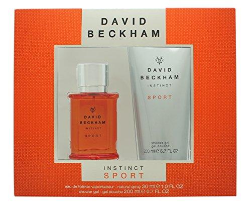 David Beckham Instinct Sport Geschenkset 30ml EDT + 200ml Duschgel