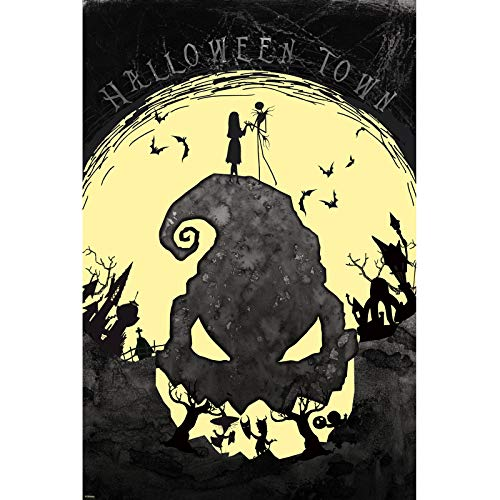 ABYstyle - Disney - Nightmare Before Christmas - Poster - Oggie Boogie (91,5 x 61 cm)