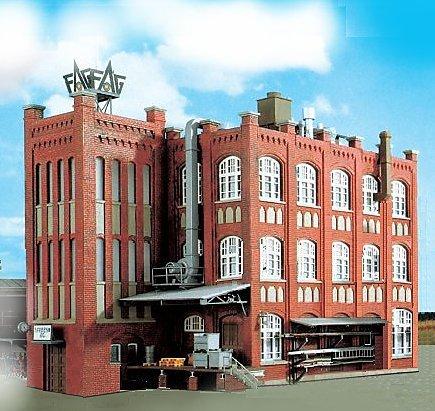 Kibri 9814 - Fabrik aus der Gründerzeit