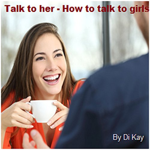 Talk to Her audiobook cover art