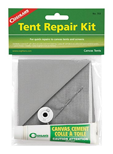 kit tents Coghlan's 703 Tent Repair Kit