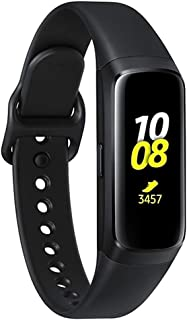 Samsung Galaxy Fit 2019, Smartwatch Fitness Band, Stress & Sleep Tracker, AMOLED Display, 5ATM Water Resistance, MIL-STD-8...