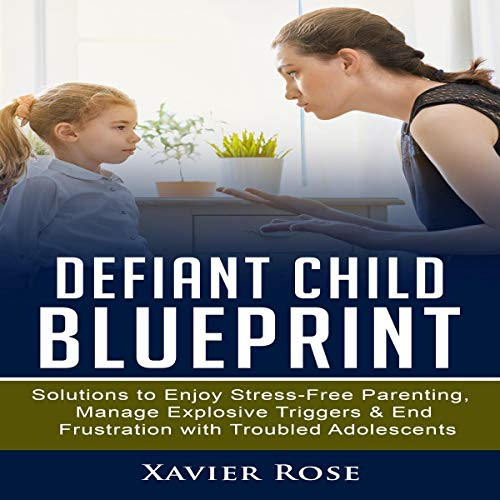 Couverture de Defiant Child Blueprint