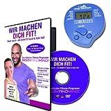 Body and Mind DVD: Wir machen Dich fit! +Gratiszugabe Schrittzähler -
