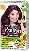 Garnier Color Naturals Crème hair color.