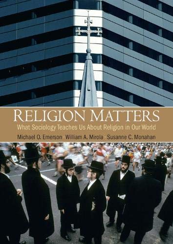 Religion Matters: What Sociology Teaches Us About...
