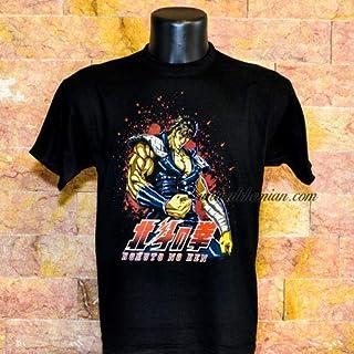 Kenshiro, maglia nera, maglietta t-shirt, felpa, canotta, Hokuto no Ken il guerriero