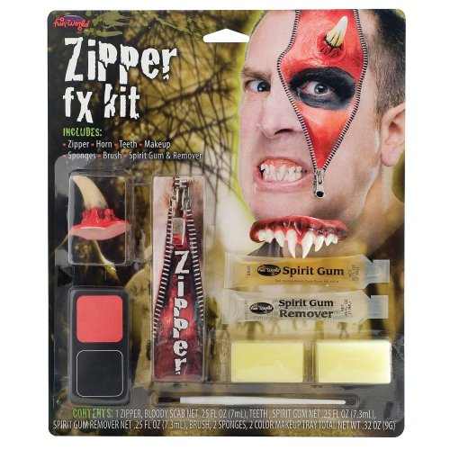 FX Kit Teufel Zipper Wunde