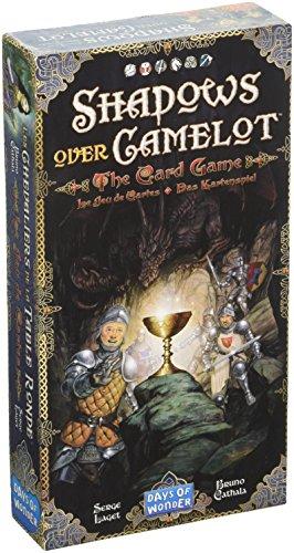 Days of Wonder 881974 - Schatten über Camelot - Das Kartenspiel
