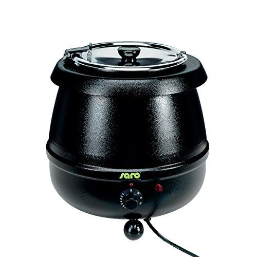Saro Gastro - Calentador eléctrico de Sopa - 10 LTR