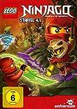 Lego Ninjago - Staffel 4.1 [DVD]