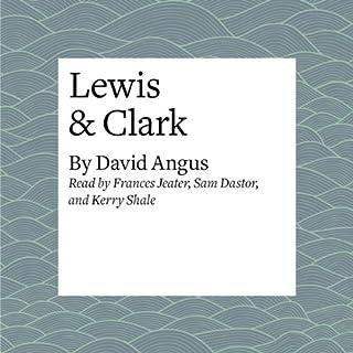 Lewis & Clark audiobook cover art