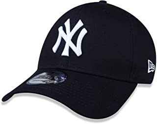 7b6b663064885 BONE 940 NEW YORK YANKEES MLB ABA CURVA SNAPBACK MARINHO NEW ERA