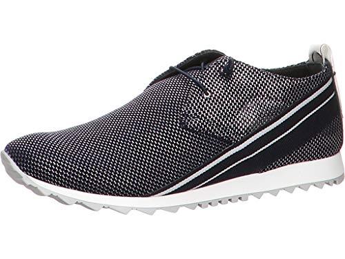 Donna Carolina Damen Sneaker 39.763.071.004 schwarz 661430