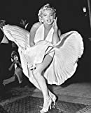 Marilyn Monroe Iconic Sex Symbol Poster, Marilyn Monroe Print, Marilyn Monroe Artwork, Marilyn Monroe Gift, Marilyn Monroe Vintage Photo Art, Some Like it Hot Print