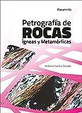 Petrografía de Rocas Ígneas y Metamórficas (Geología)
