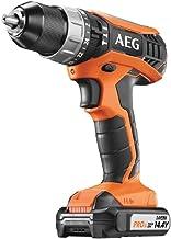 AEG 4935451532 Taladro atornillador compacto de 14,4V, 14.4 V