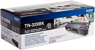 Brother Original Super Jumbo Tonerkassette TN 329BK schwarz (für Brother HL L8350CDW, DCP L8450CDW, MFC L8850CDW)