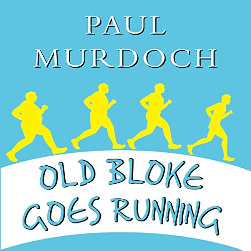 Old Bloke Goes Running cover art