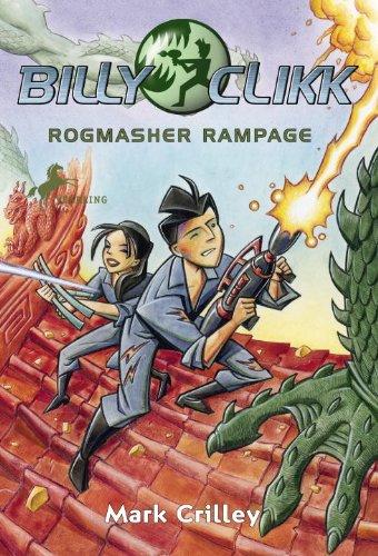 Rogmasher Rampage (Billy Clikk Book 2) (English Edition)