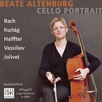 Cello Portrait