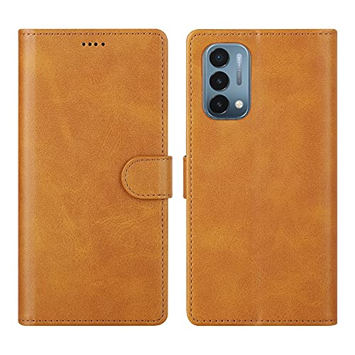 Cresee for OnePlus Nord N200 5G Case, PU Leather...