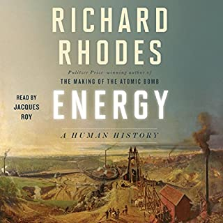 Energy audiobook cover art