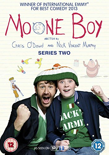 Photo of Moone Boy – Series 2 [DVD]