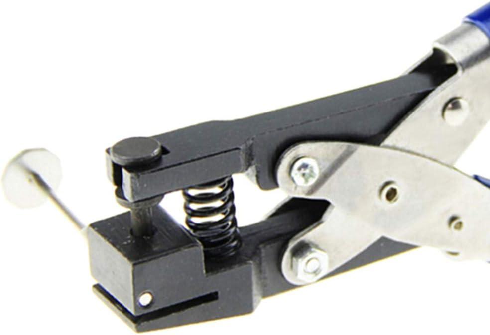 Metal Hand Held Puncher Perforator 2mm sharprepublic 1Pcs Single One Hole Punch