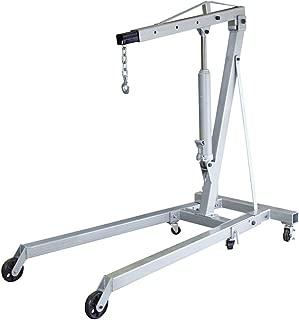 OTC (2004) 4,000 lbs. Capacity Folding Floor Crane