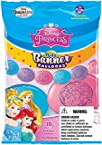 Party Banner Balloons 10 Count Disney Princess QuickLink Banner Balloons. 12-Inch by Party Banner...